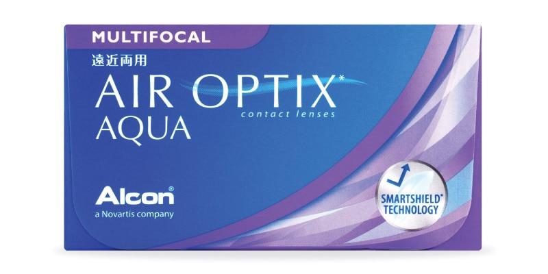 ContactsDirect - ALCON – Air Optix Aqua Multifocal 6 Pack