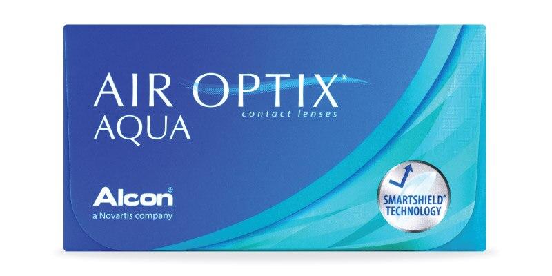 ContactsDirect - ALCON – Air Optix Aqua 6 Pack