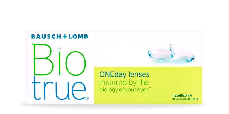 ContactsDirect - BAUSCH & LOMB – Biotrue 1-day 30 Pack