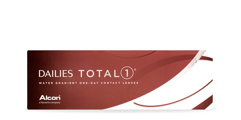 ContactsDirect - ALCON – Dailies Total1 – 30 Pack