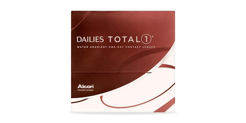 ContactsDirect - ALCON – Dailies Total1 – 90 Pack