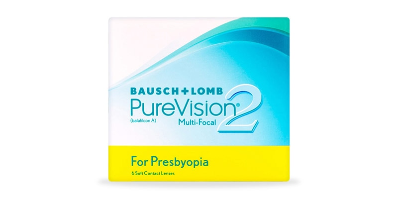 ContactsDirect - BAUSCH & LOMB – Purevision 2 Presbyopia 6 Pack