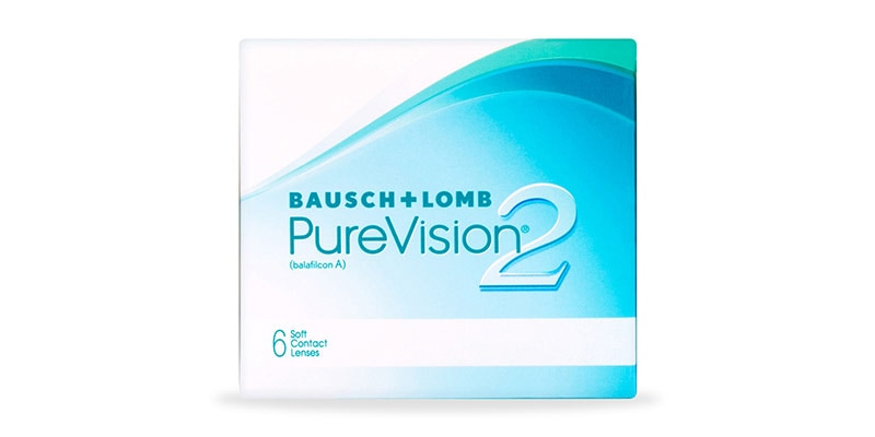 ContactsDirect - BAUSCH & LOMB – Purevision 2 – 6 Pack