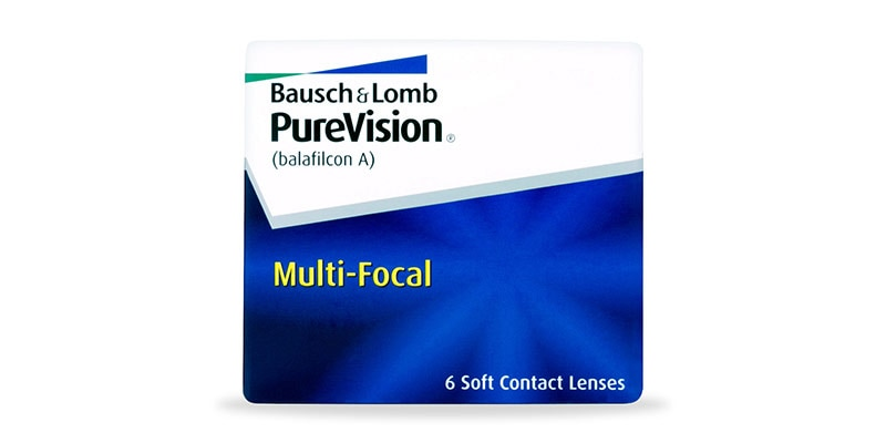 ContactsDirect - BAUSCH & LOMB – Purevision Multi-focal 6 Pack