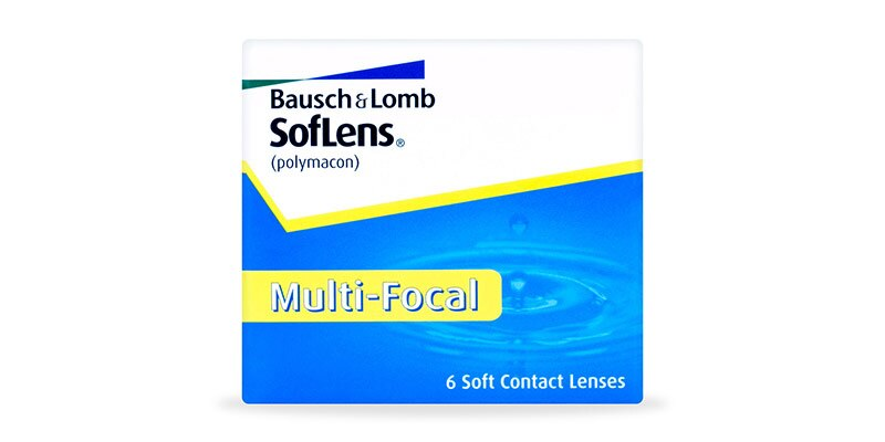 ContactsDirect - BAUSCH & LOMB – Soflens Multi-focal 6 Pack