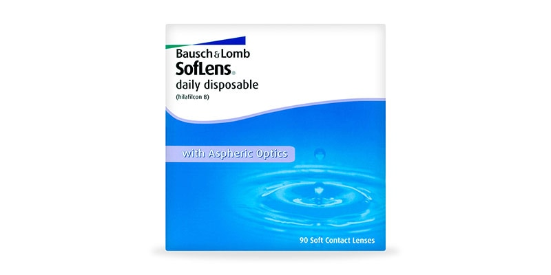 ContactsDirect - BAUSCH & LOMB – Soflens Daily Disposable 90 Pack